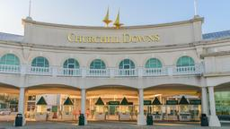 Hoteles cerca a 146th Kentucky Derby - Infield & Paddock General Admission Single Day